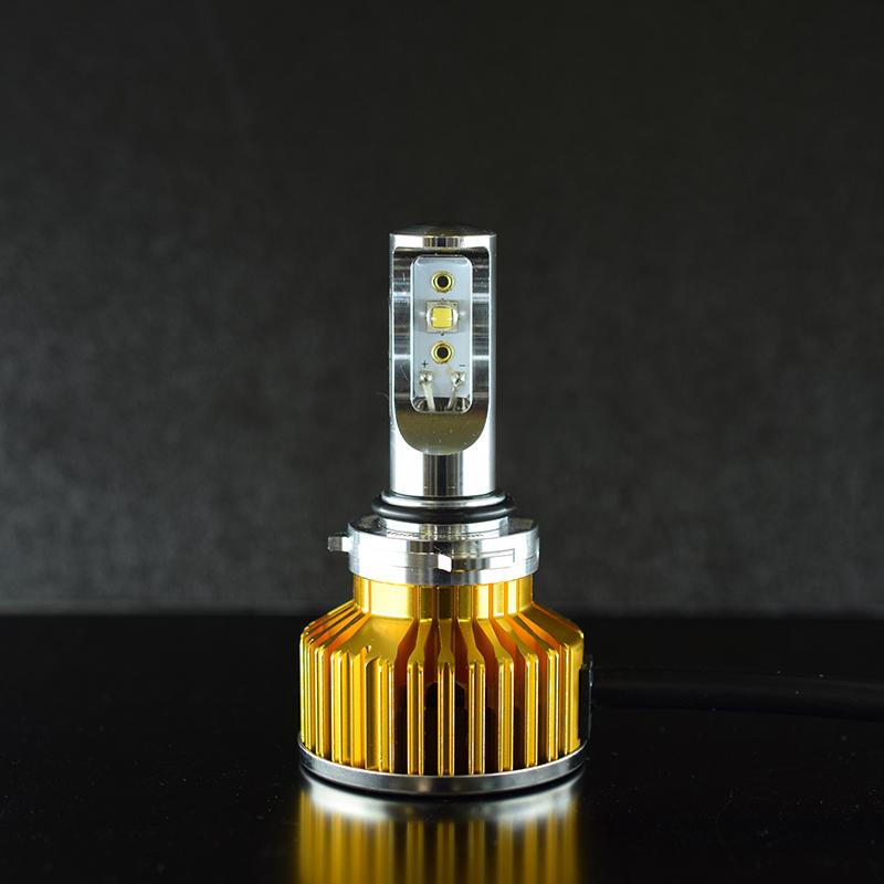 Zeus COUGAR Del Sole LED コンバージョンキット HB3/4 4000K