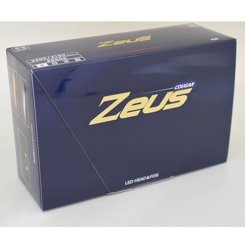 Zeus COUGAR LED コンバージョンキット HB3/4